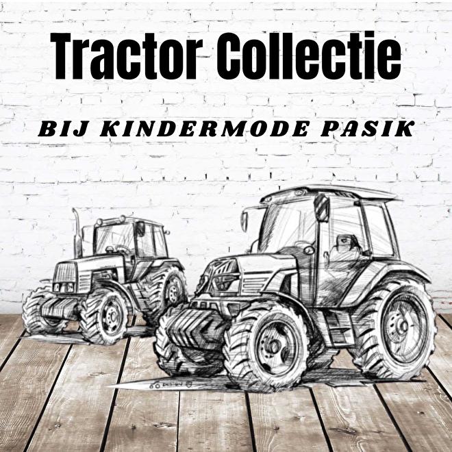 Tractor collectie kinderkleding bij Kindermode PASik
