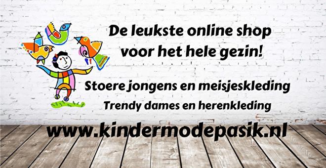 Goedkope kinderkleding online | Kinder kleren bij Kindermode PASik