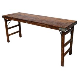 Oude markttafel