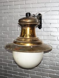 Oude straatlamp Engeland