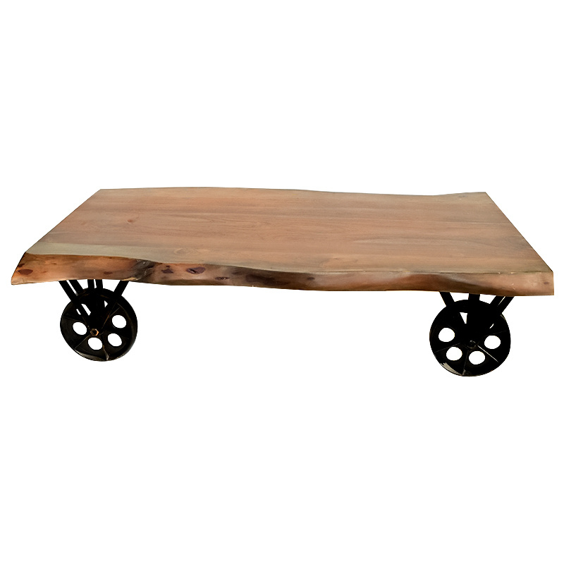 Salontafel op wiel XL