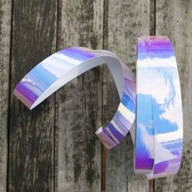 Polypro met colorshifting tape