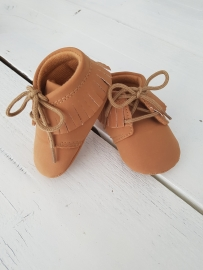 Moccasins (brown)