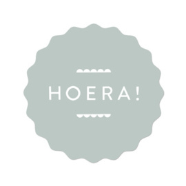 Sticker | hoera Sage | green