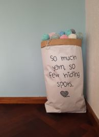 Paperbag XXL Yarn bag