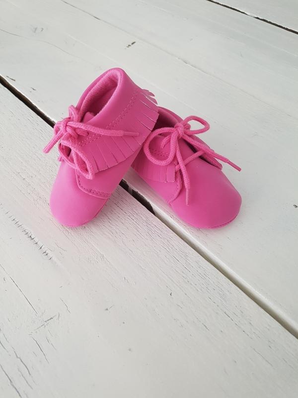 Moccasins (pink)