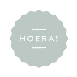Sticker | hoera Sage | green