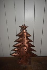 Kerstboom koper