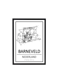 City Map Barneveld