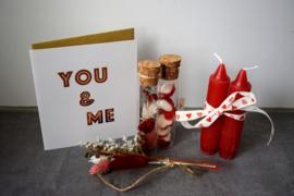 Brievenbus cadeau Valentijn