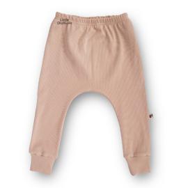 Slim Harem Rib (Pale Pink)