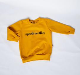 Sweater Oker