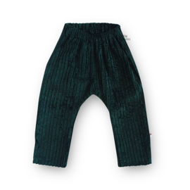 Lounge pants Corduroy (Ponderosa Green)