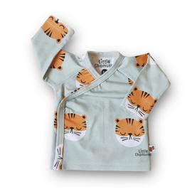 Overslag shirt Tigers