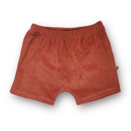 Shorts Towel Terry (cedar wood)