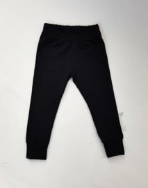 Cuff Legging Zwart