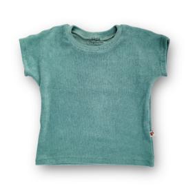 Baggy shirt Towel Terry (oil blue)
