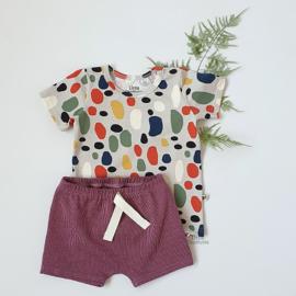 Shorts Plum