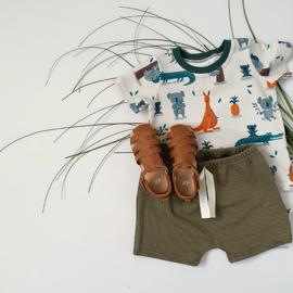 Shorts Moss