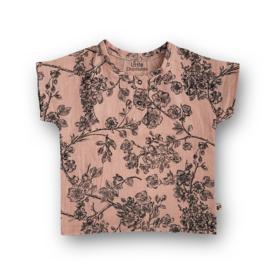 Baggy shirt Cherryblossom Hydrofiel