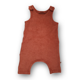 Harem Overall Towel Terry (cedar wood)