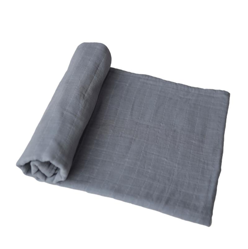 Hydrofiele Swaddle Blanket | 100% Organic Cotton (Tradewinds)