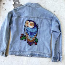 XL Owl patch