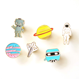 Space packet pins