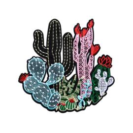XL Cactus patch