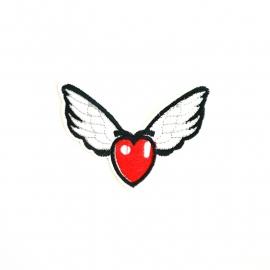 Heart wingsH