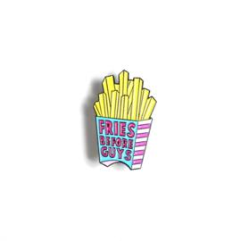 Fries pin