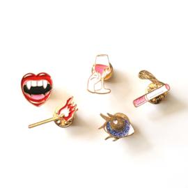 Troublemaker pins