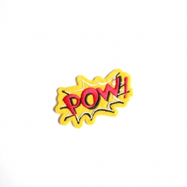 POW yellow/red