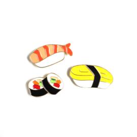 Sushi pins
