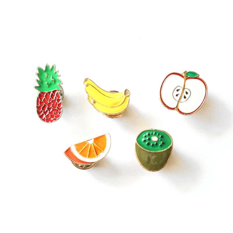 Multi fruit pins