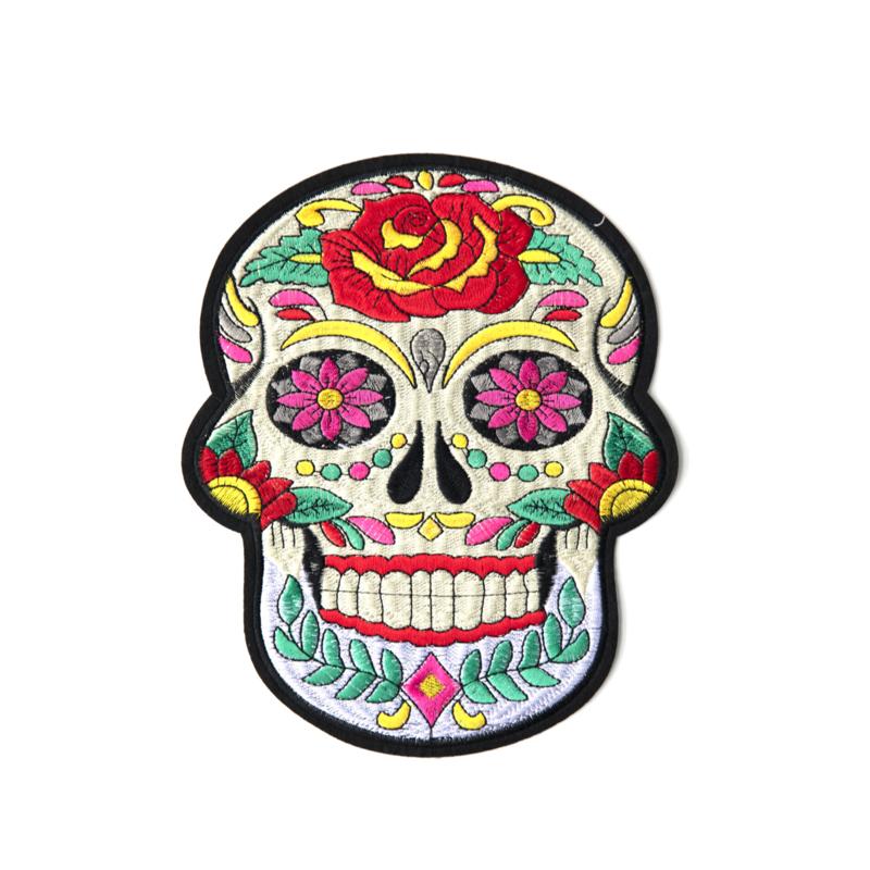 XL colour skull