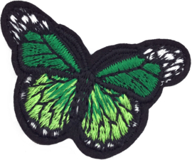 GREEN BUTTERFLY S PATCH