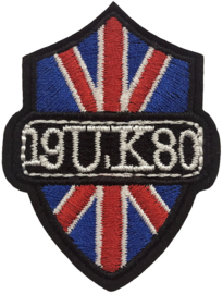 UK 1980 PATCH
