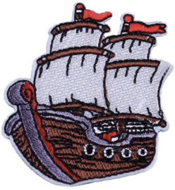 PIRATENSCHIP PATCH
