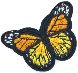 ORANGE BUTTERFLY S PATCH