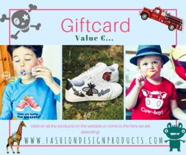 Giftcard boys