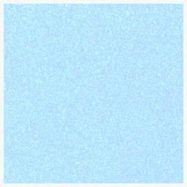 NEON BLAUE GLITZER FLEXFOLIE A4 BLATT