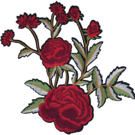 RED ROSES XXL PATCH
