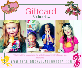 Giftcard girl