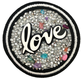 LOVE SPIKKEL PATCH