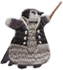 PINGUÏN DIRIGENT PATCH