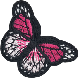 PINK BUTTERFLY S PATCH