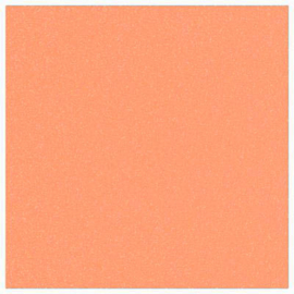 ORANGE GLITZER FLEXFOLIE A4 BLATT