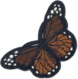 BROWN BUTTERFLY M PATCH