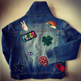 RAINBOW STAR PATCH